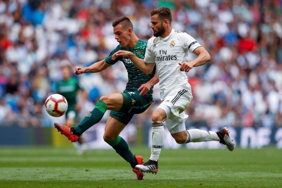 Real Madrid cae sin orgullo ante el Betis y cierra así su mala temporada