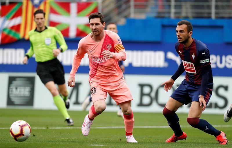 Messi es Bota de Oro y establece un nuevo récord histórico