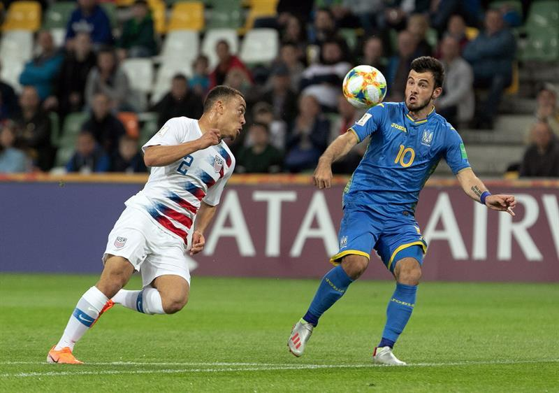 Mundial Sub-20: Ucrania fue superior a Estados Unidos y CONCACAF sufre otra derrota