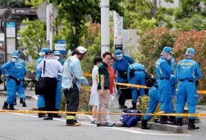 Niña y adultos mueren en sangriento ataque cerca de escuela en Japón durante viaje de Trump