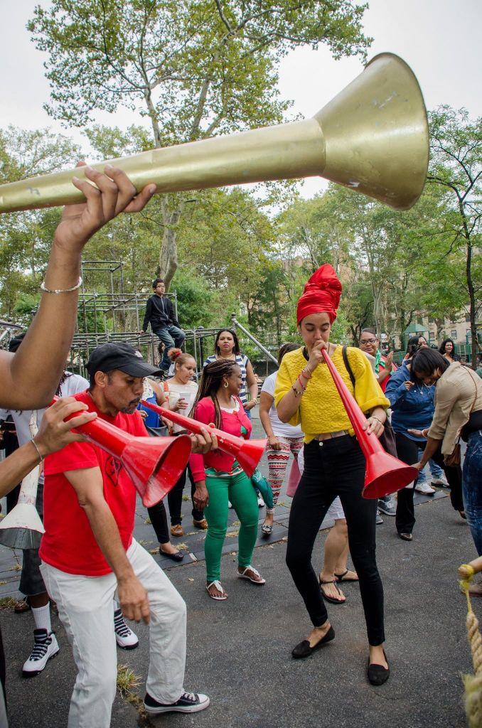 Cinco semanas para respirar arte en el Alto Manhattan