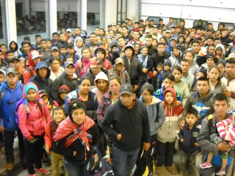 """""""La Migra"""" captura a más de 600 indocumentados en Nuevo México"""