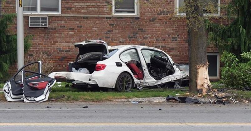 Muere joven policía de Nueva York en accidente de tránsito yendo a trabajar