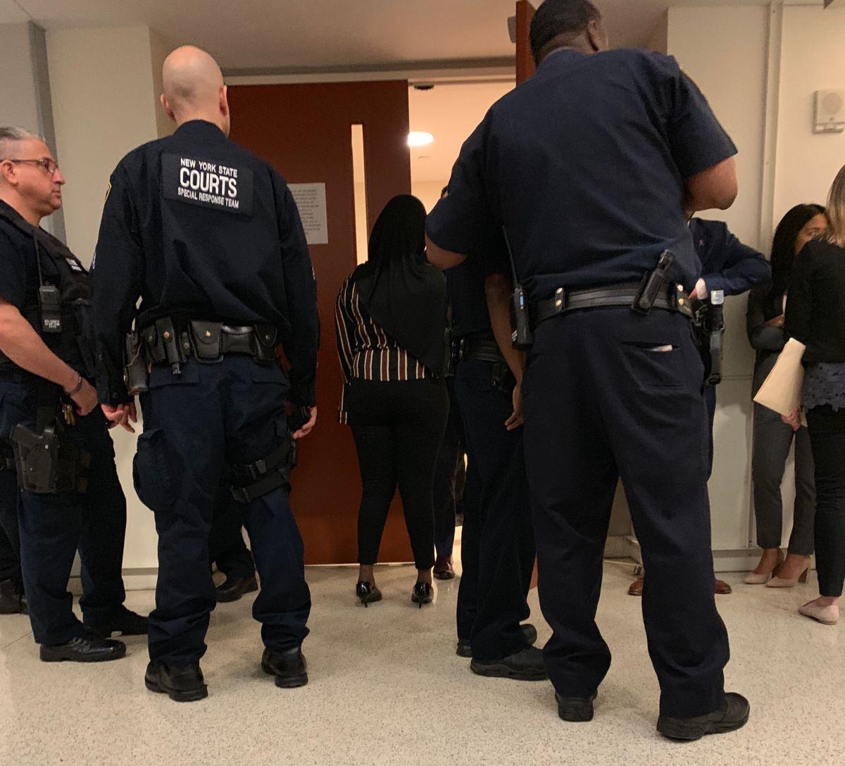 Piden a Albany aprobar ley para mantener a 'La Migra' fuera de cortes de NY