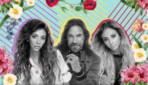 """Las hijas del Buki lanzan video musical de """"¿Dónde estará mi primavera?"""" junto a su padre"""