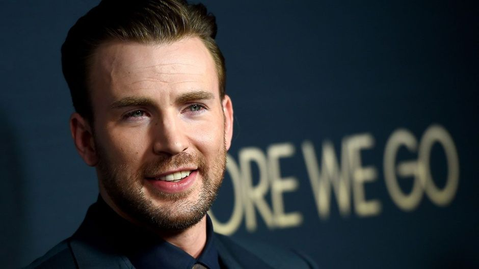 """Class reunion"": Chris Evans acude a la reunión de alumnos de su antiguo instituto"