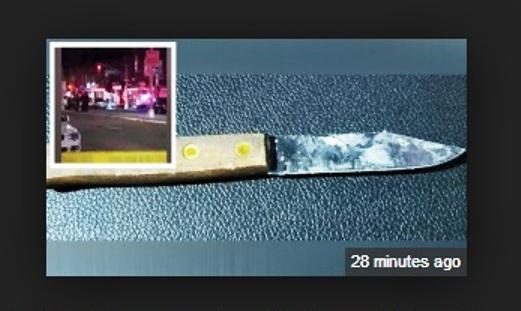 Mujer baleada por NYPD en Queens; la acusan de llevar un cuchillo