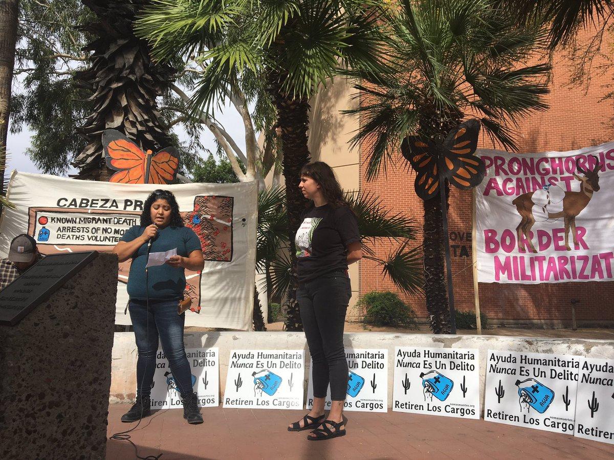 Activistas hallan restos de cuatro inmigrantes en frontera de Arizona
