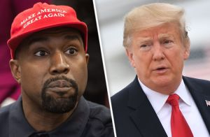 Kanye West pide que detengan 'bullying' contra Trump