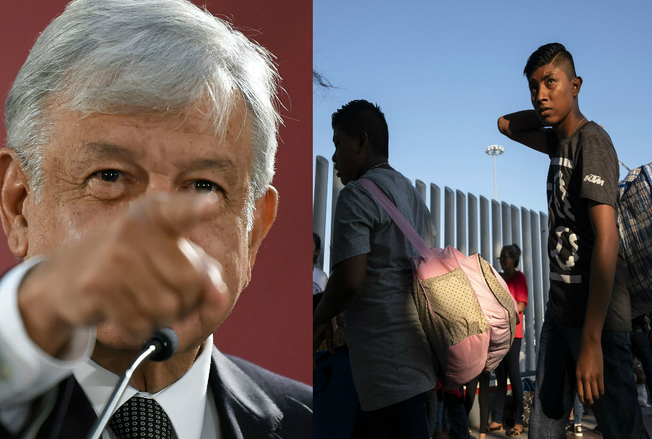 La arriesgada apuesta de AMLO para lidiar con la inédita ola de migración que llega a México