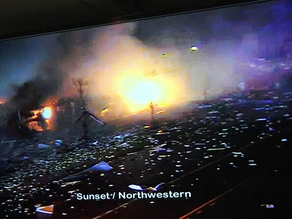 1 muerto y 2 desaparecidos tras explosión en Waukegan, Illinois