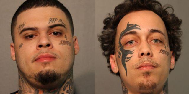 Pandilleros de Chicago acusados de cargos de extorsión