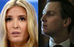 La advertencia del ex jefe de gabinete de Trump sobre Ivanka y su esposo Jared