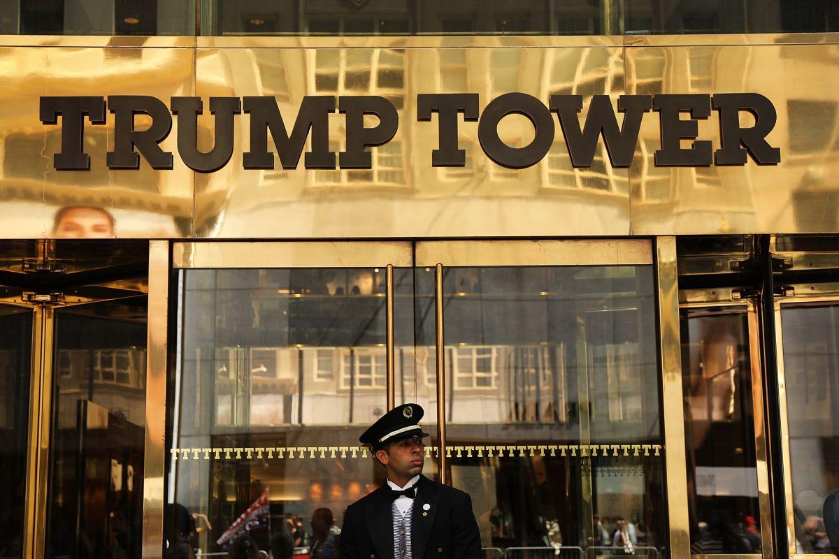Roban joyas por $350,000 de lujosos departamentos de la Torre Trump