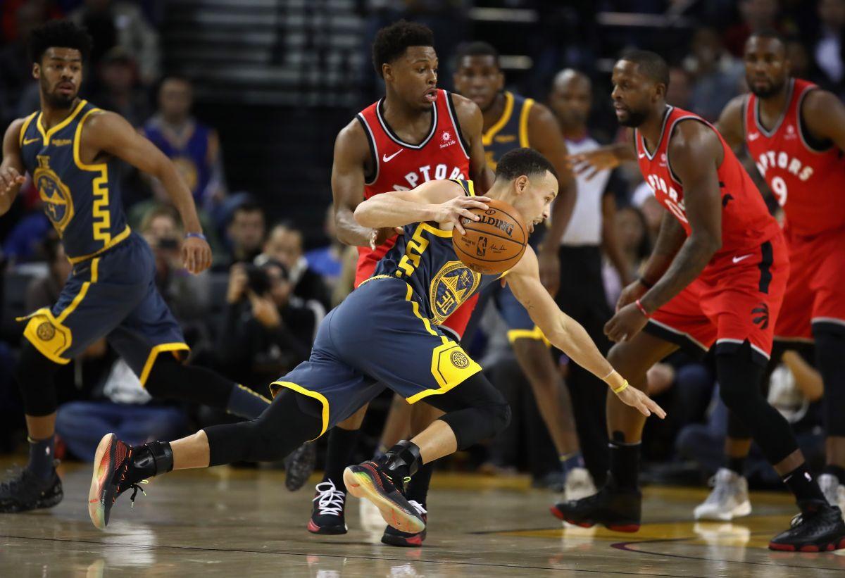Warriors y Raptors protagonizarán una final no apta para cardíacos