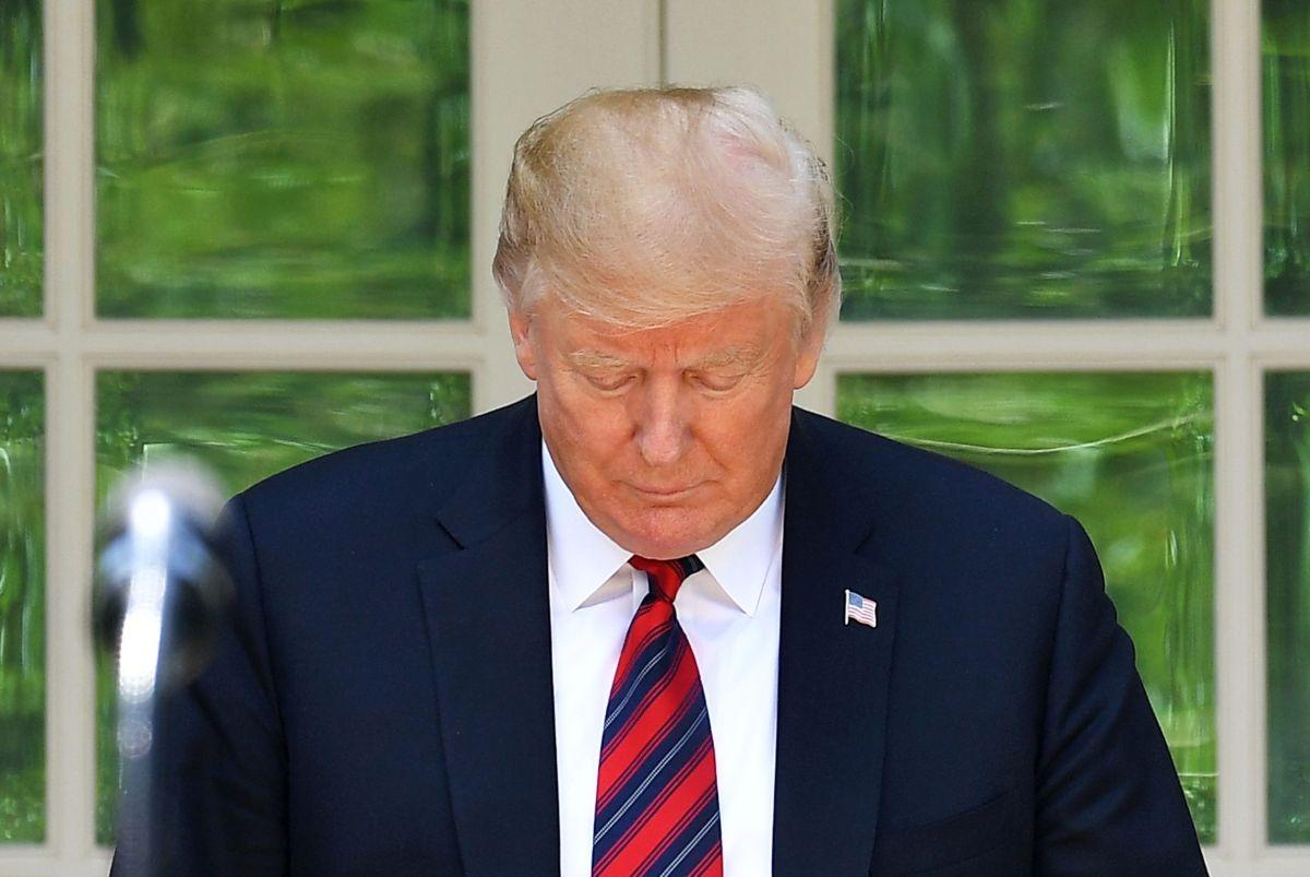 Juez propina otro duro golpe a Trump