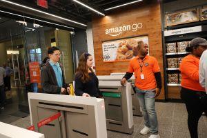 Amazon Go abre sus puertas en la Gran Manzana