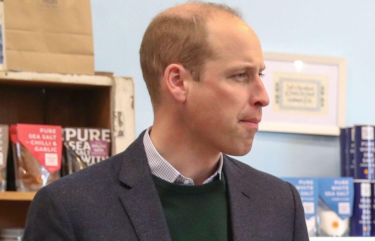 Rob Lowe se burla de la pelona del príncipe William