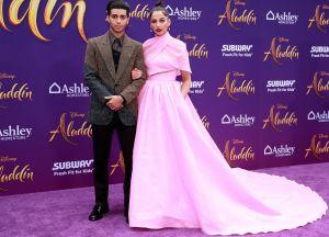 """Los protagonistas de """"Aladdin"""" no mostrarán mucha piel en la película por esta razón"""