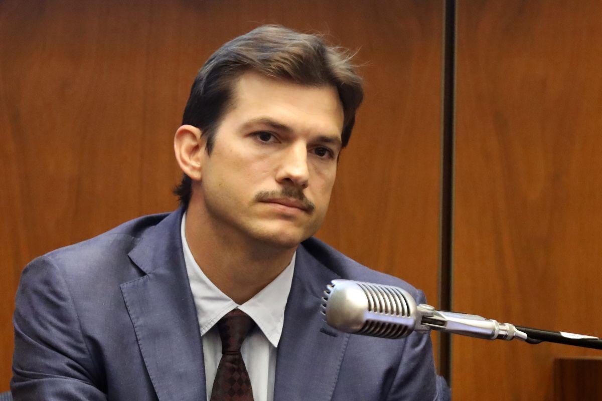 """Ashton Kutcher narró la noche en que llegó tarde por su novia y un asesino serial la mató de 50 puñaladas: """"Lo arruiné"""""""