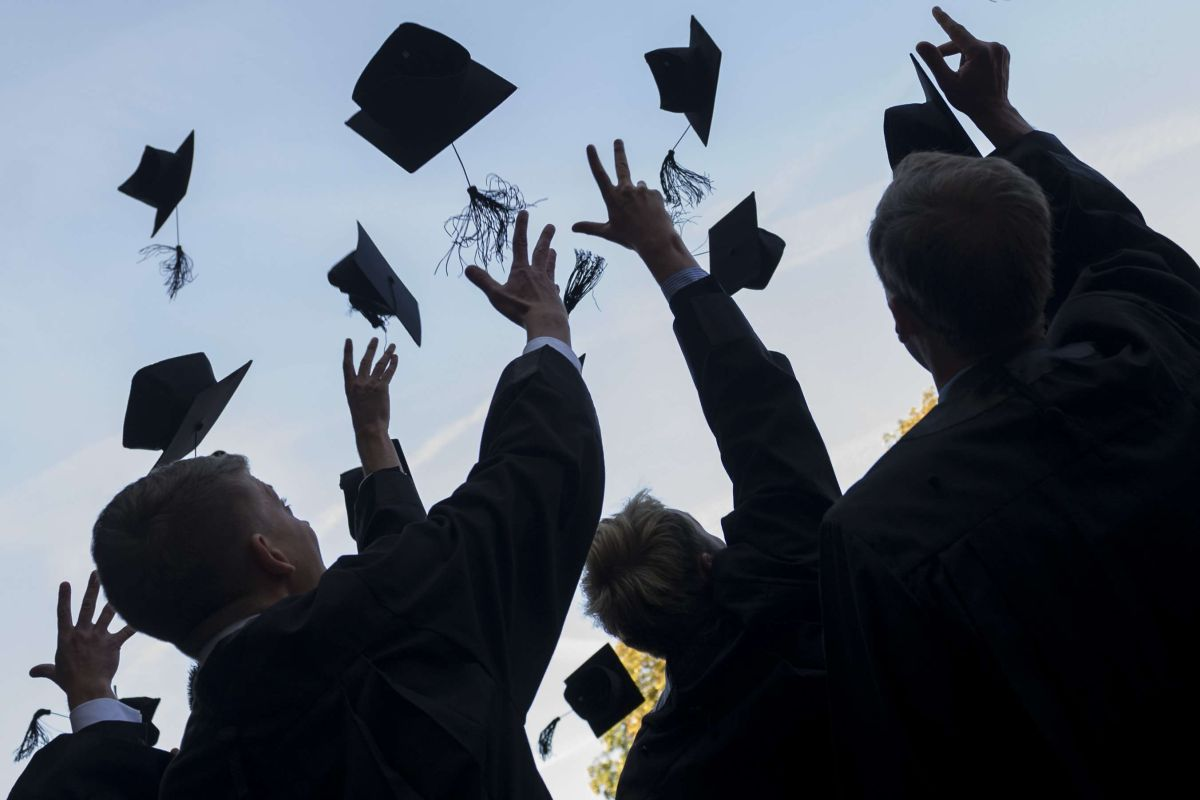 Higher End: Ayuda a los primeros universitarios de familias de pocos recursos