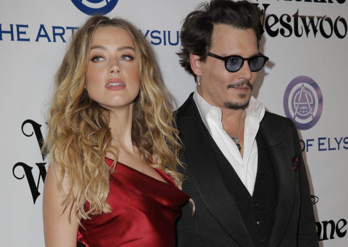Johnny Depp vivió violencia doméstica: Amber Heard lo golpeaba severamente