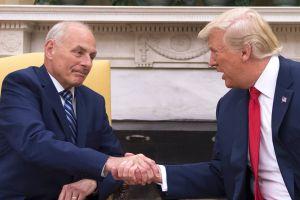 """John Kelly, ex jefe de gabinete de Trump, ganará """"mucho dinero"""" con detención de menores inmigrantes"""
