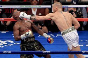 McGregor quiere enfrentarse con Mayweather una vez más