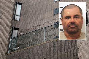 """Fiscales piden castigar a """"El Chapo"""" con al menos una cadena perpetua más 30 años de prisión"""