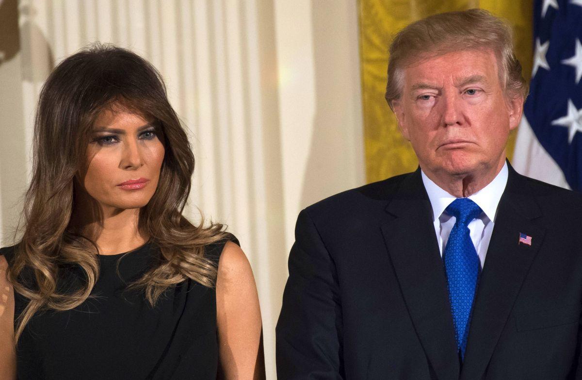 Trump le pidió matrimonio a Melania en esta importante Gala. Hoy ya no son bienvenidos