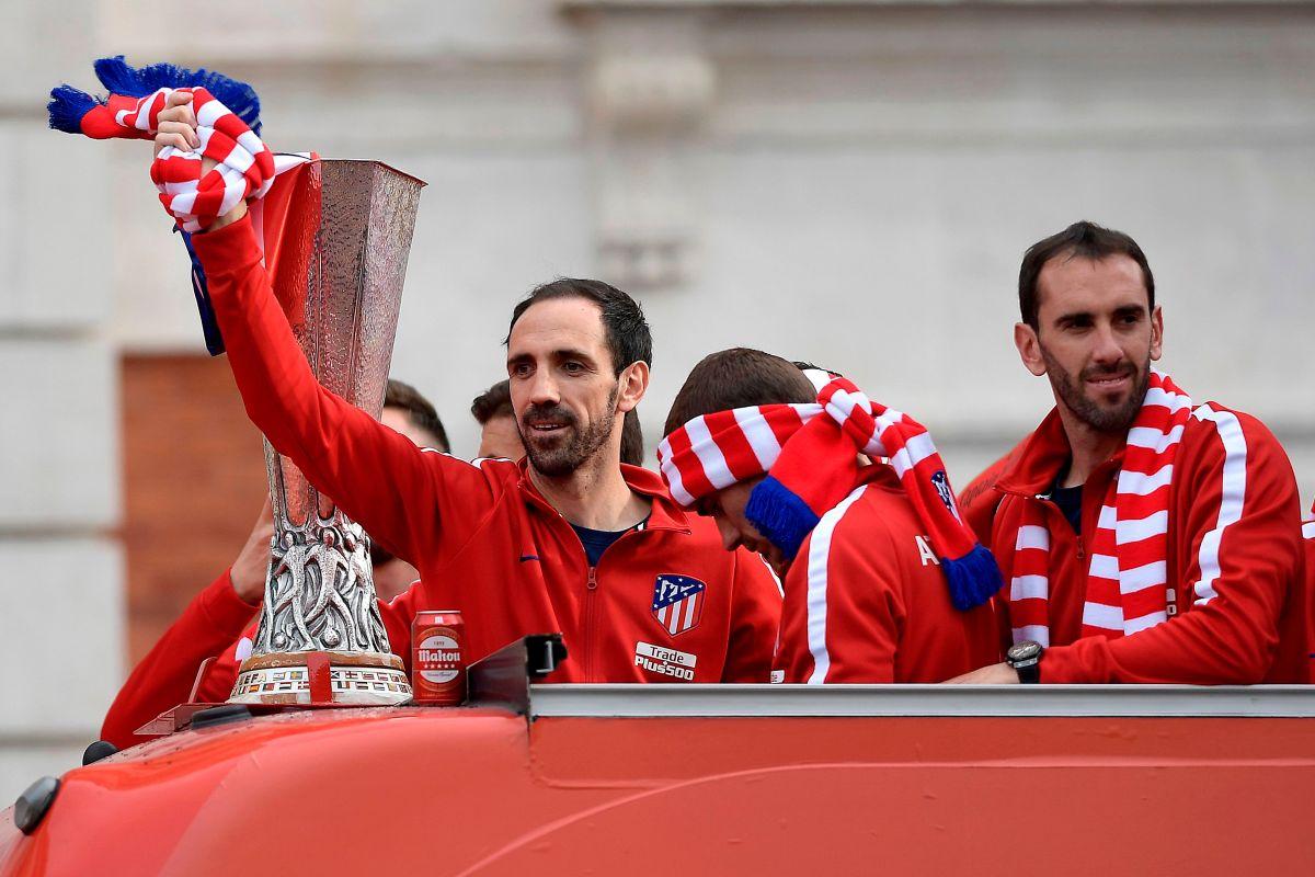 Cambio de aires en el Atlético de Madrid