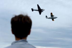 Choque de dos hidroaviones en Alaska deja 5 muertos y 10 heridos