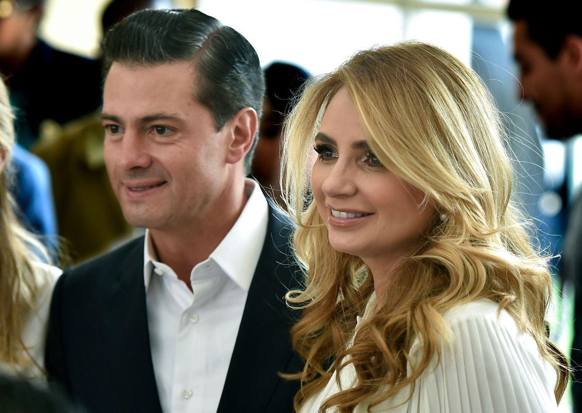 """""""Muchas gracias por todo"""", dice Enrique Peña Nieto a Angélica Rivera tras oficializar su divorcio"""