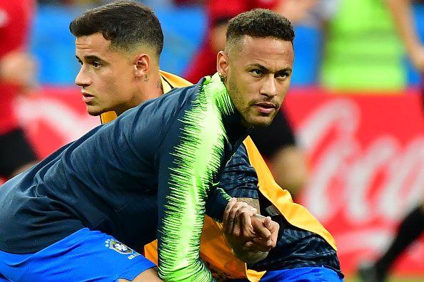 Neymar y Coutinho volverían a reunirse gracias a Griezmann