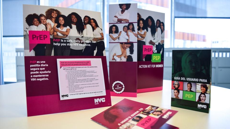 Lanzan campaña para promover la prevención del VIH en mujeres