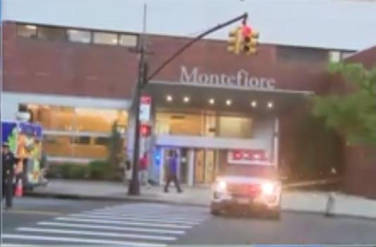 Tres incendios anoche en el mismo hospital de El Bronx