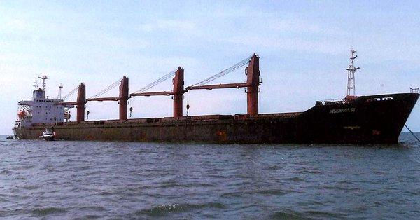 Estados Unidos confisca buque de carga de Corea de Norte; aumenta la tensión