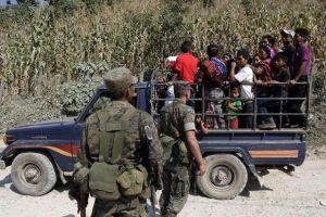Trump enviará docenas de agentes a la frontera de Guatemala con México