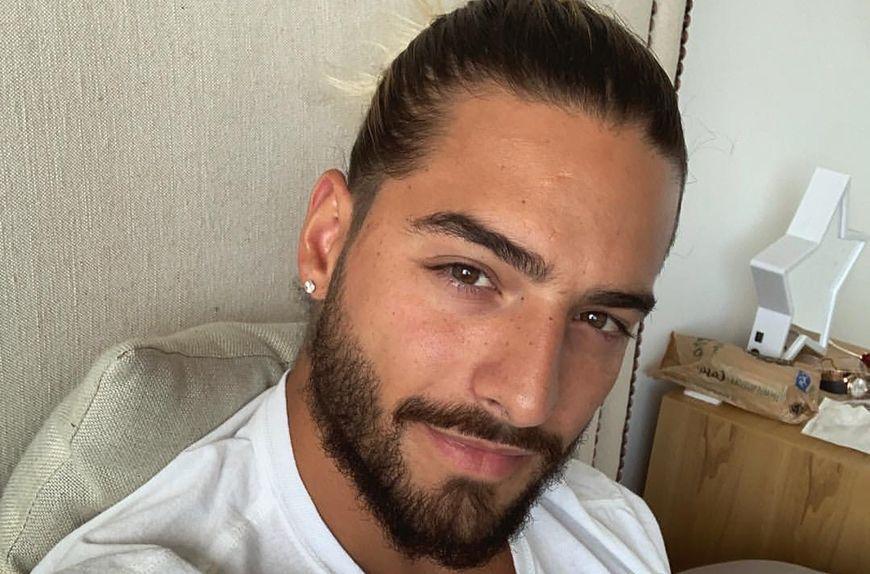 Maluma reabre su cuenta de Instagram y mira lo que dice