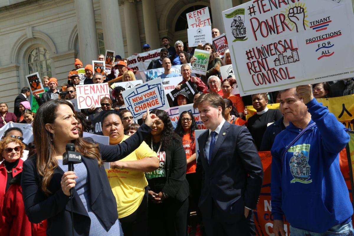 Comienza batalla contrarreloj para lograr reforma de leyes de renta en NY