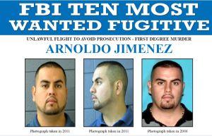 Hombre hispano de Illinois apuñaló a su esposa el día después de su boda ahora integra la lista de los 10 fugitivos más buscados por el FBI