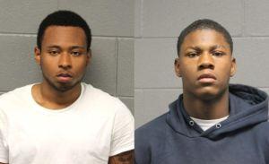Dos personas detenidas por robar a punta de pistola en el barrio de Pilsen en Chicago