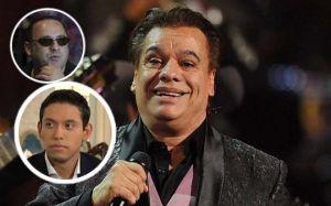 Iván Aguilera, hijo mayor de Juan Gabriel, es declarado su heredero universal