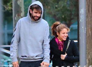 Se disparan los rumores de embarazo sobre Shakira