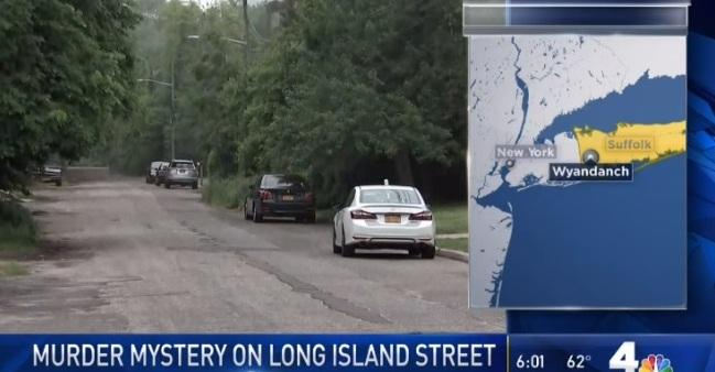 Hallan otro cadáver baleado en calle de Long Island
