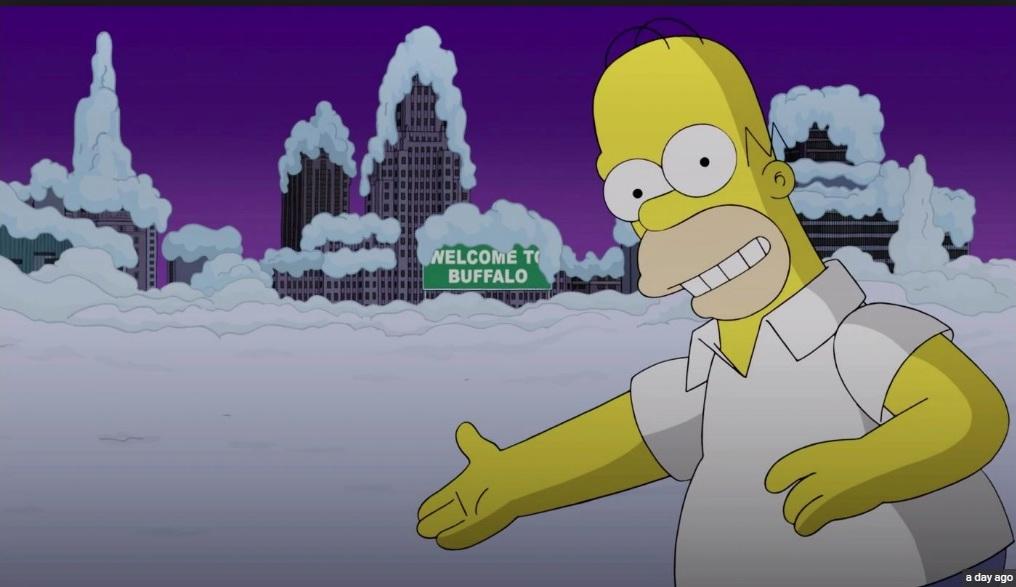 """Cuomo y otros políticos furiosos por imagen de Nueva York en """"Los Simpsons"""""""