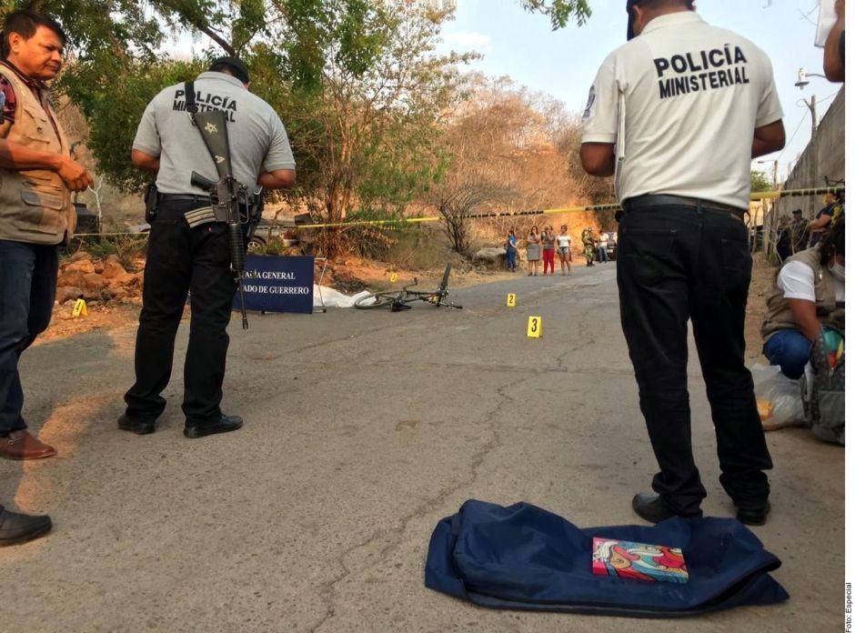 Matan a funcionario en Guerrero mientras hacía ejercicio