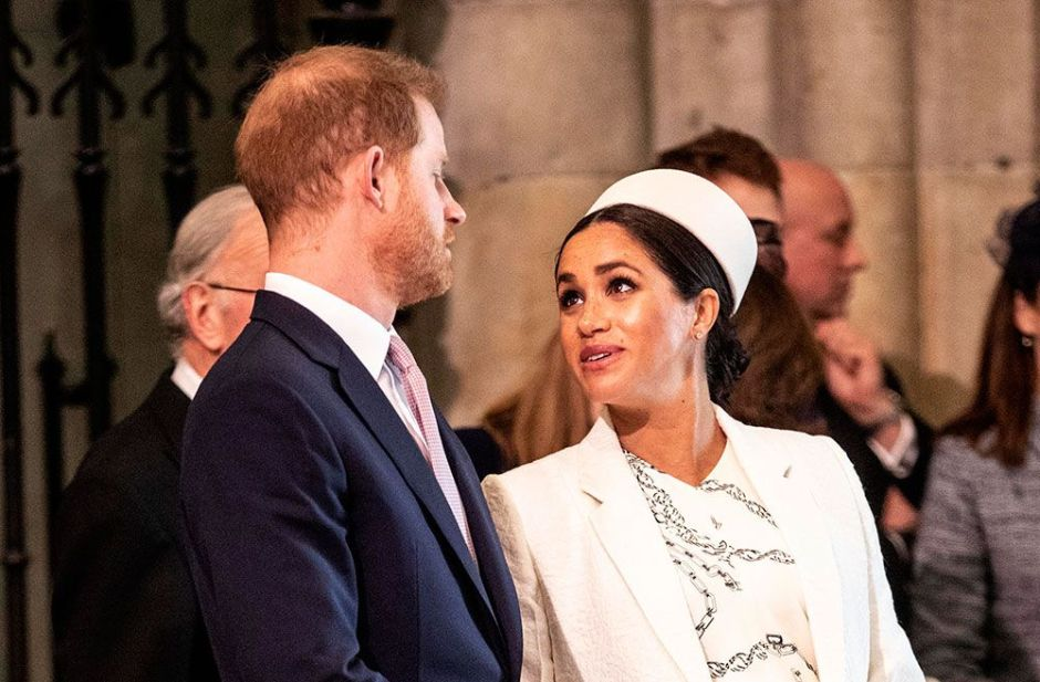 La mujer a la que Meghan Markle no puede tocar, porque es muy especial para el príncipe Harry