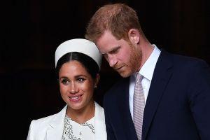Confirman como nueva película la renuncia de Meghan y Harry de la realeza
