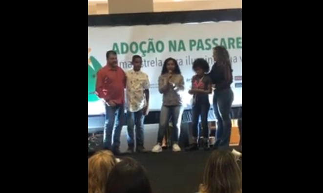 Investigan en Brasil polémica pasarela de niños huérfanos en centro comercial